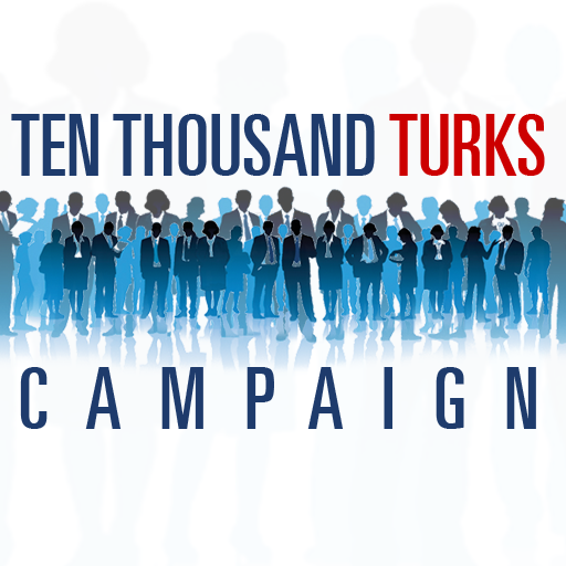 Ten Thousand Turks Campaign